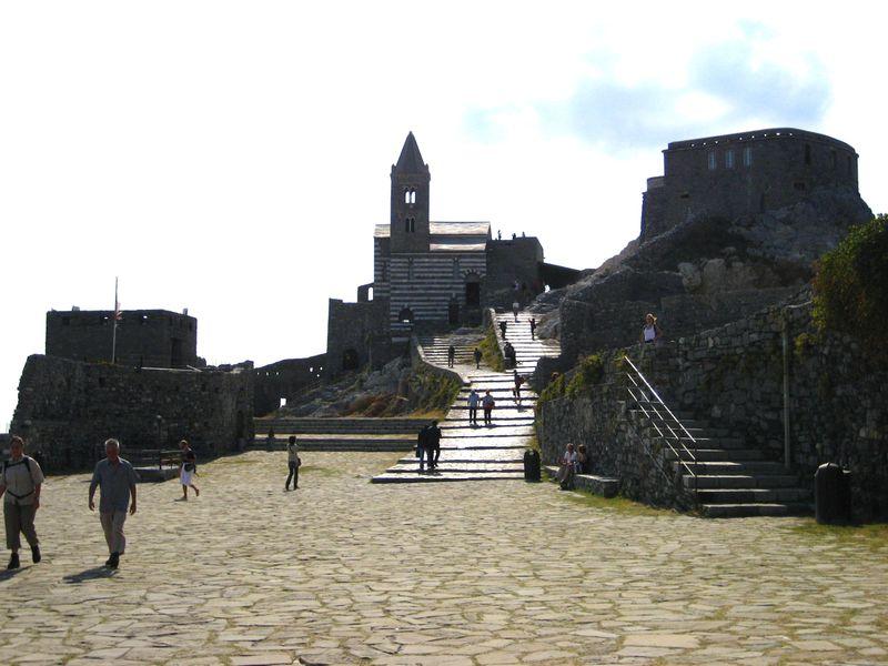 Portovenere – Piazza Spallanzani