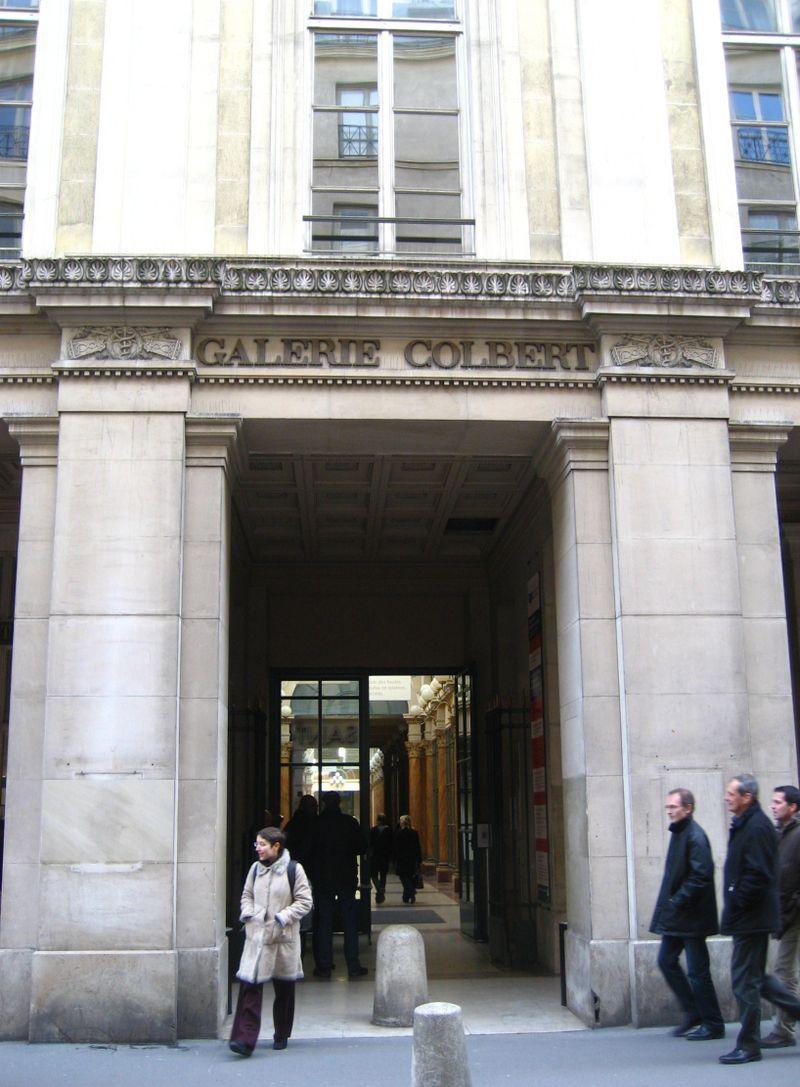 Galerie Colbert in Paris