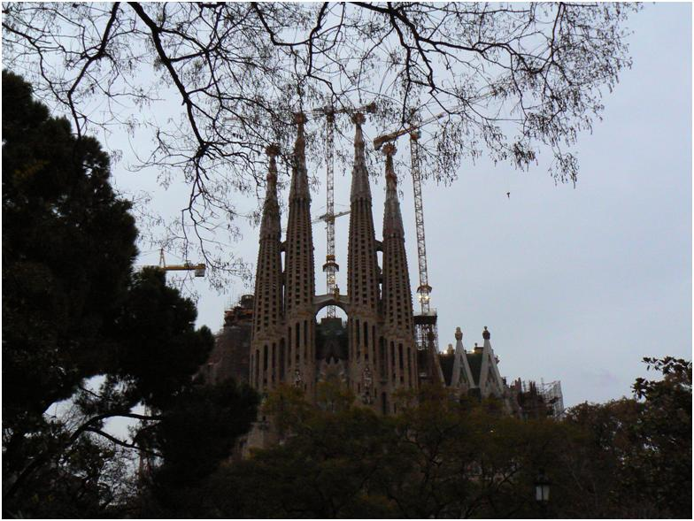 La Sagrada Familia Church - Gaudí's unfinished passion