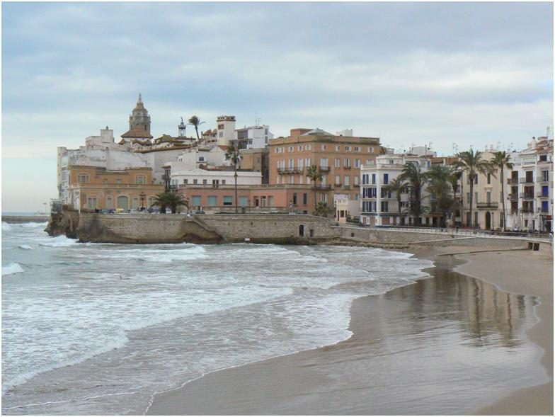 Seaside Resort of Sitges