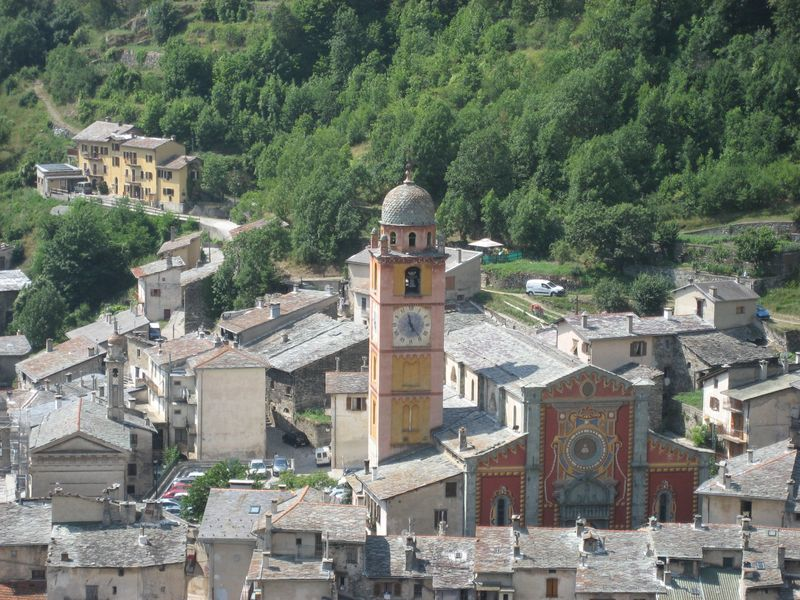 The Village of Tende