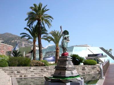 Grimaldi Forum in Monaco