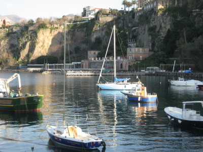Marina San Francesco in Sorrento