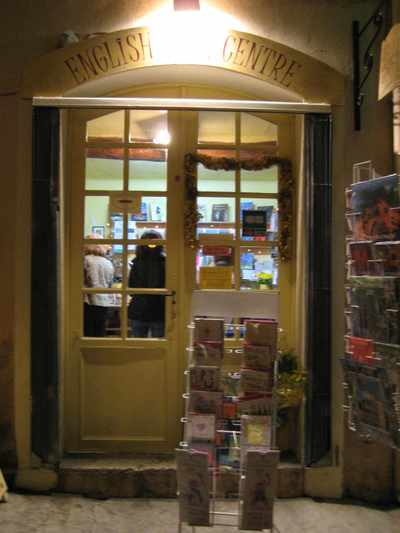 The English Book Centre in Valbonne hosts Carol Drinkwater