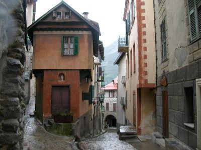 The Medieval Village of St-Martin-Vésubie