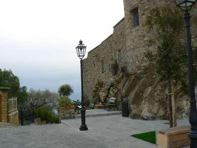 Castello dei Clavesana in Cervo Alto