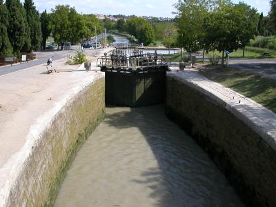 The 9 Locks of Fonserane in Béziers