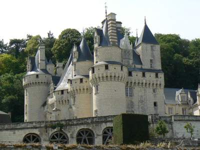 Château d'Ussé - Sleeping Beauty's Castle