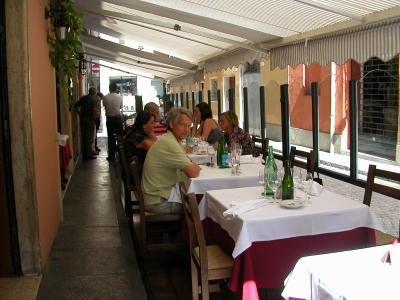 Lunch at Da Danilo in Modena