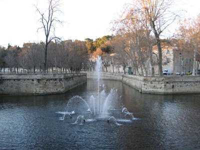 Jardins de la Fontaine - the Heart of Nîmes