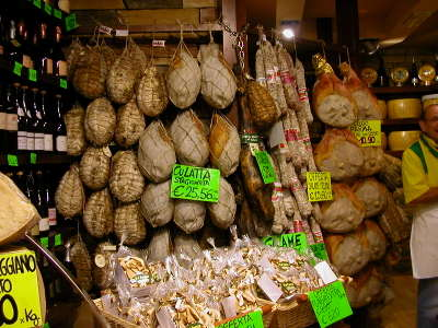 Beautiful Proscuitto di Parma