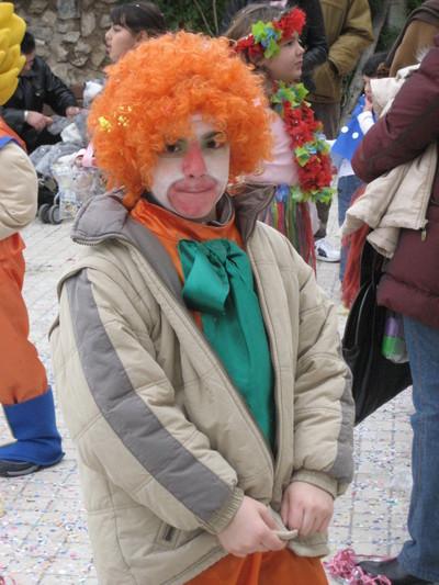 Celebrating Carnevale