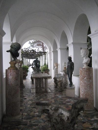 Villa San Michele in Anacapri