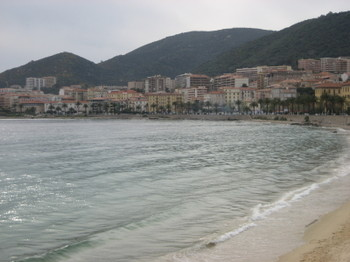 Ajaccio is the Political Capital and the Largest City in Corsica