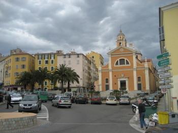 Napoléon was Baptized Here at Notre-Dame de la Miséricorde in 1771
