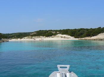 One of Les Îles Lavezzi