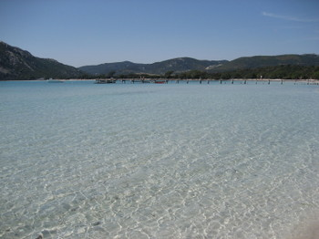 Santa Giulia - The Best Beach for Watersports