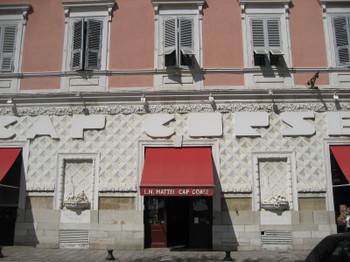 Maison Mattei in Bastia - Home to Corsican Specialties