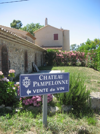 Wine Tasting at Château Pampelonne in the Var