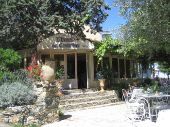 Hotel L'Ecurie du Castellas in the Village of Ramatuelle
