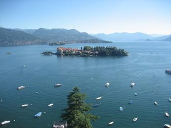Isola Bella on Lago di Maggiore