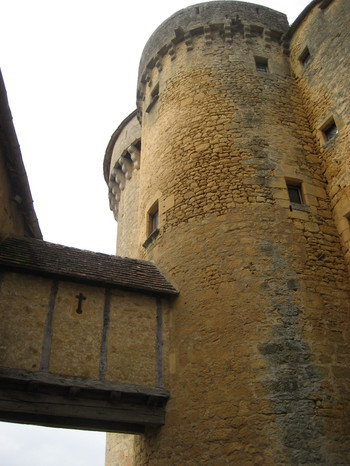 Château de Fénelon in the Dordogne