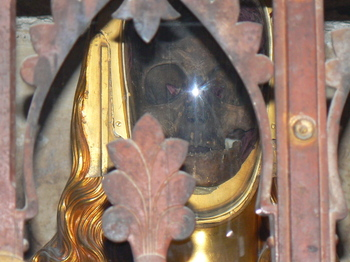 The Skull of Mary Magdelene