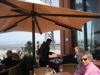 The new Water Bar along the Embarcadero in San Francisco