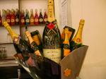 Bulles Champagne Bar at Galeries Lafayette Department Store
