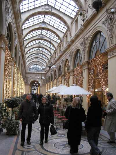 Galerie Vivienne - a Precursor to the Modern Department Store