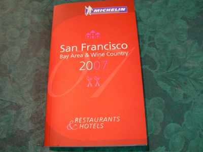 Le Guide Michelin - San Francisco