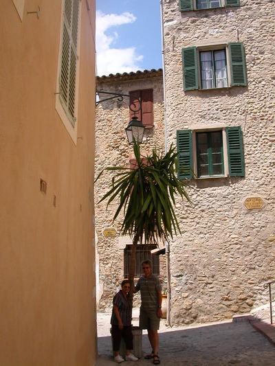 The Perched Village of Haut-de-Cagnes