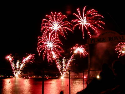 Fireworks by France entitled, Féérie