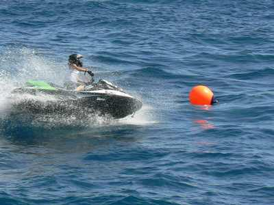 Women's Jet Ski Races in Monaco