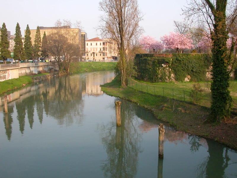 Strolling around Padova