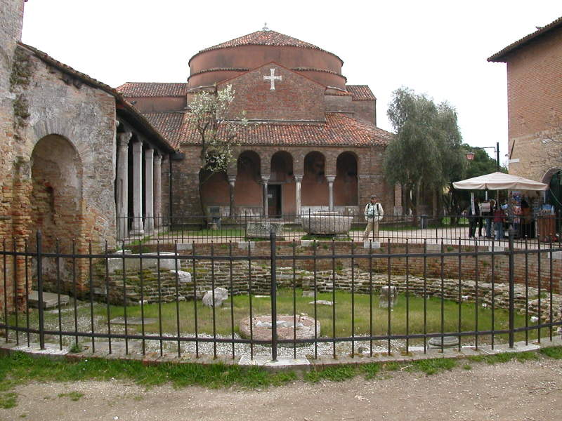 The 11th-Century Church of Santa Fosca