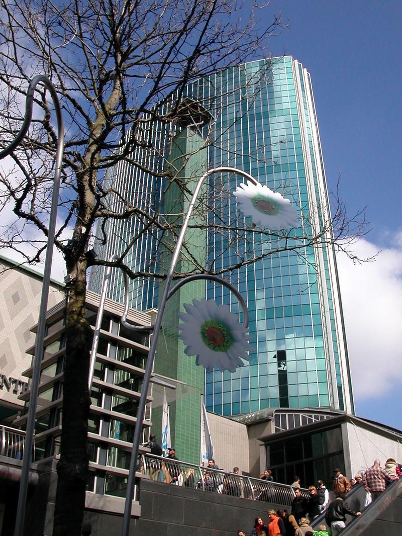 Modern Architecture of Rotterdam