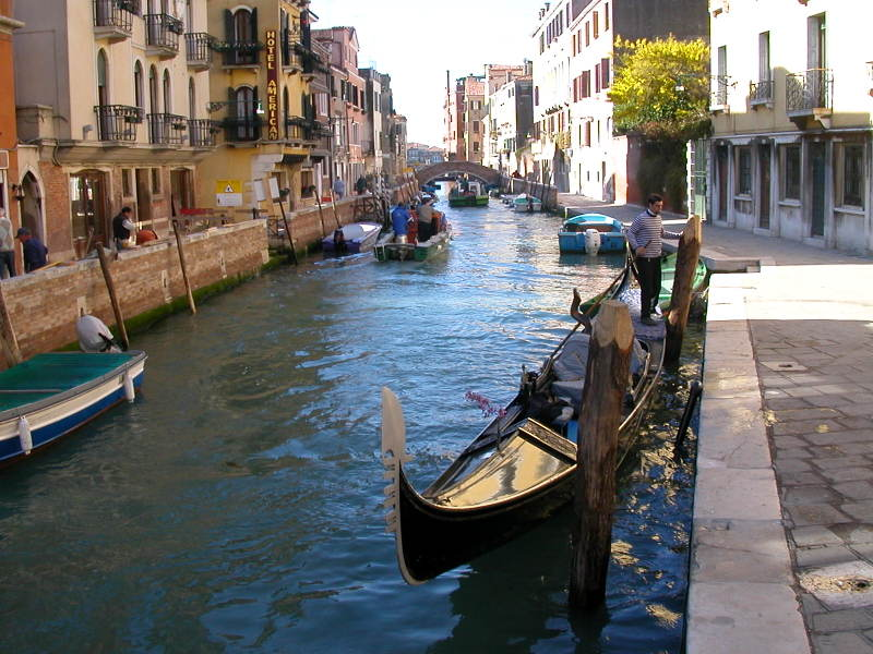 One of many Venice Canals