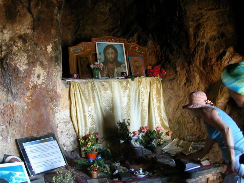 La Grotte/La Chapelle de la Sainte-Baume