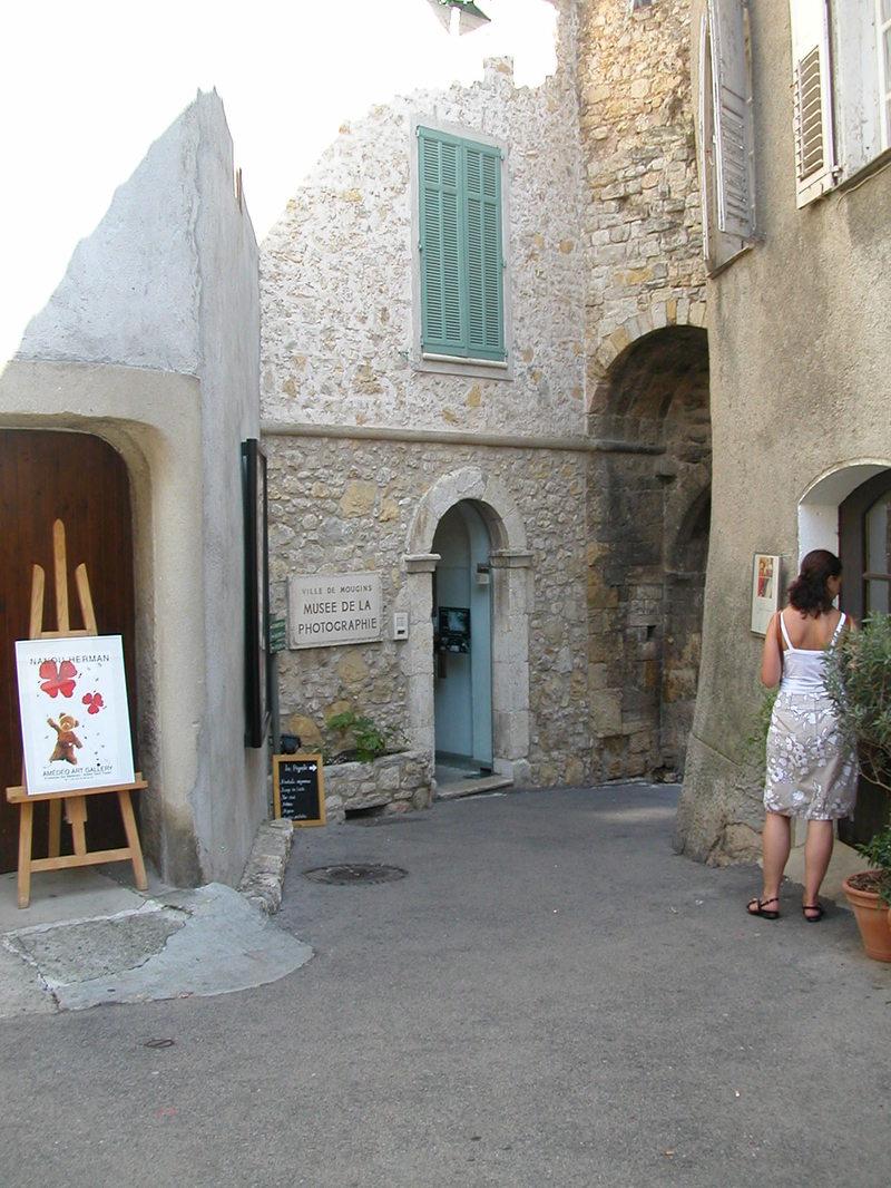 Le Musée de la Photographie in Mougins