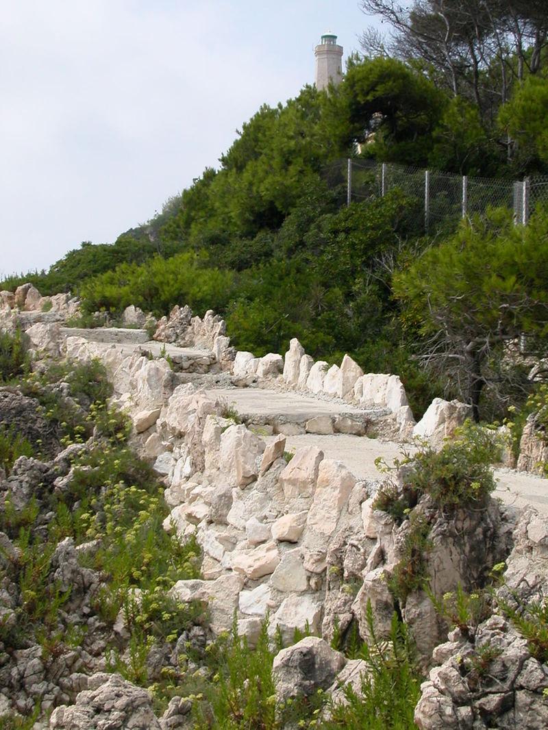 Le Phare on Cap Ferrat