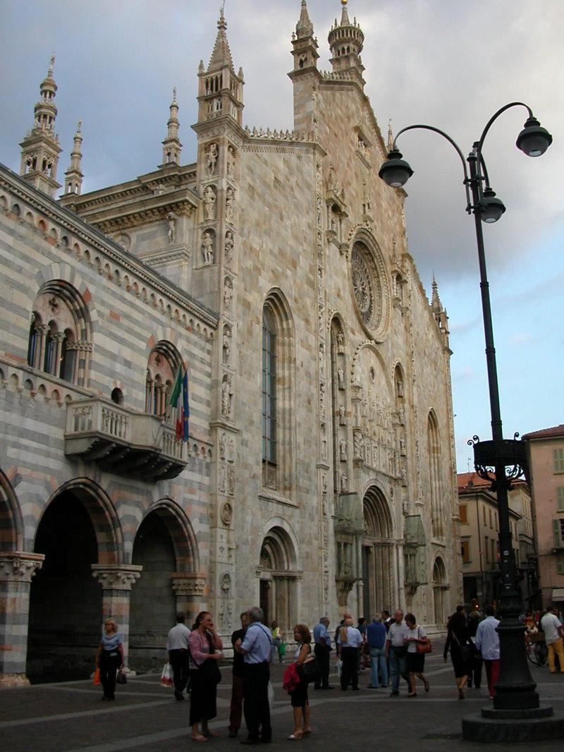 The Como Duomo