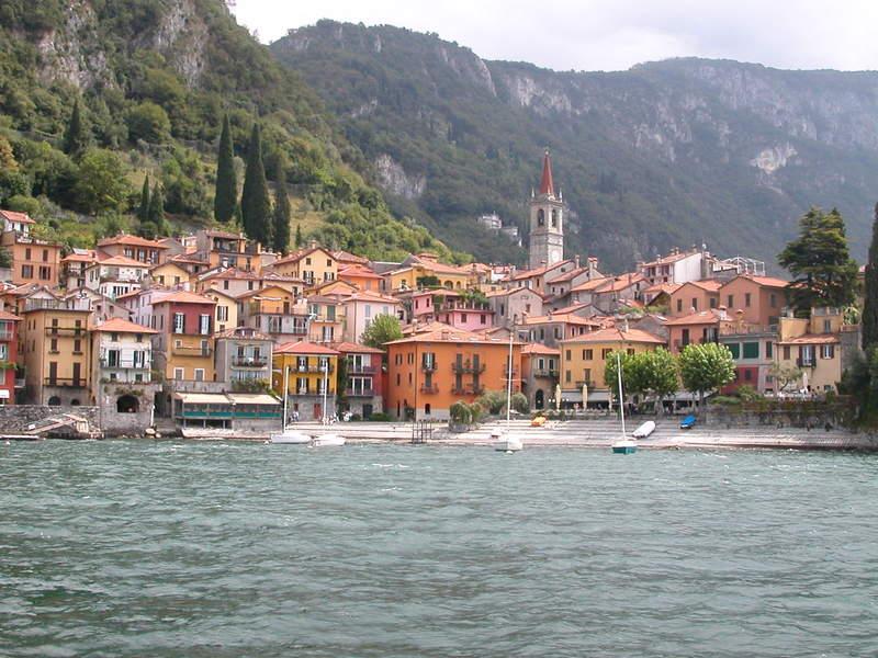 Varenna on Lago di Como