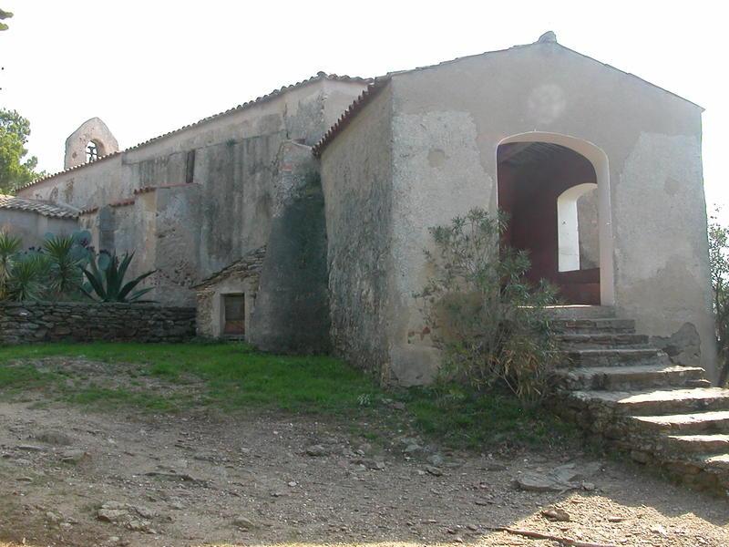 Chapelle Notre Dame de Constance in Bormes-les-Mimosas