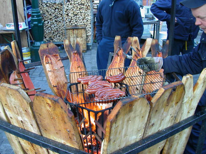 Lapland Christmas Market in Brussels