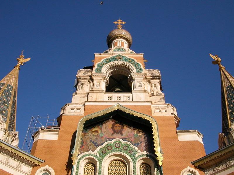 Cathédrale Orthodoxe Russe Saint Nicolas in Nice