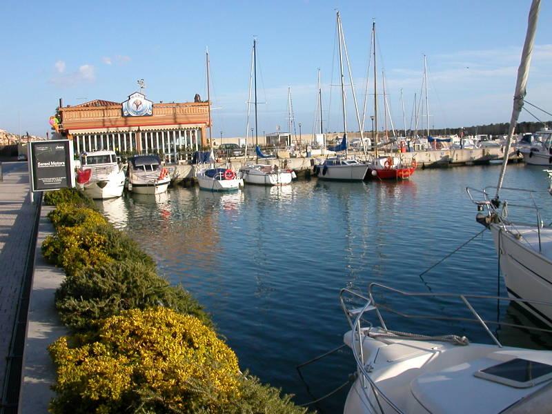 New Tourist Port of Rome in Lido di Ostia