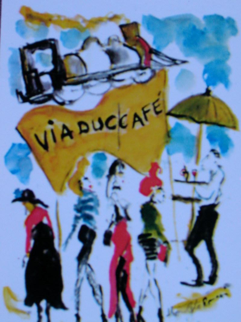 Viaduc Café in the 12th of Paris