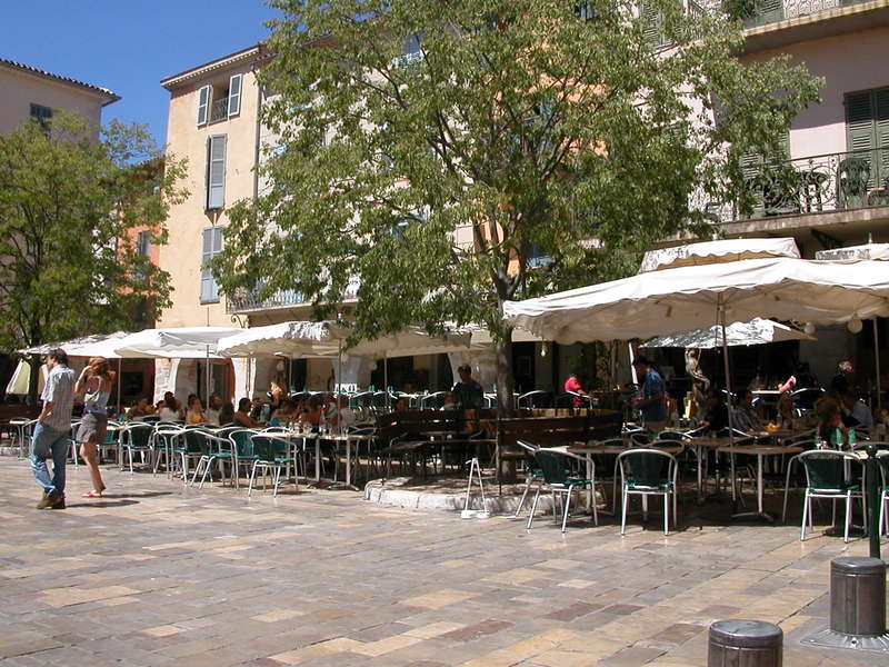 Valbonne Main Square